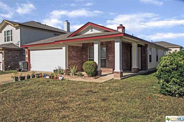 5305 Causeway Court, Killeen, TX 76549 (MLS #426751) :: RE/MAX Family