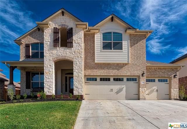 2519 Cortona Street, Harker Heights, TX 76548 (MLS #426756) :: The Barrientos Group