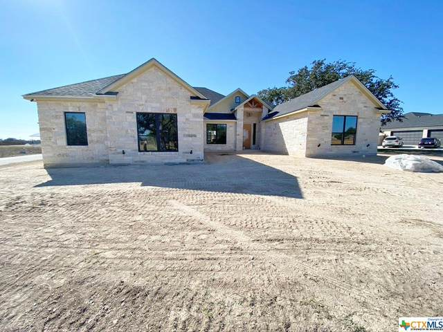 8201 Collins Creek Drive, Salado, TX 76571 (MLS #426803) :: The Barrientos Group