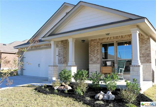 110 Christopher Drive, Killeen, TX 76542 (MLS #426823) :: The Zaplac Group