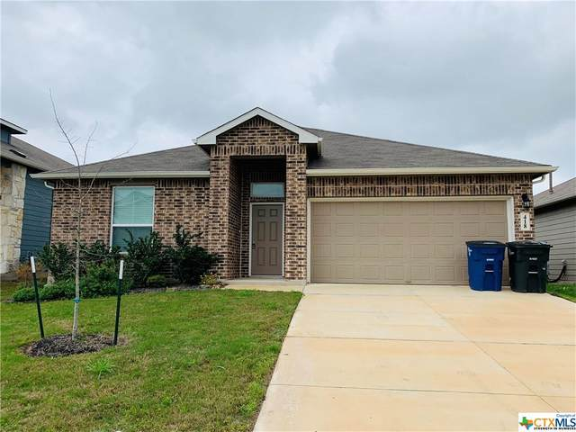 418 Moonvine Way, New Braunfels, TX 78130 (MLS #426836) :: The Zaplac Group