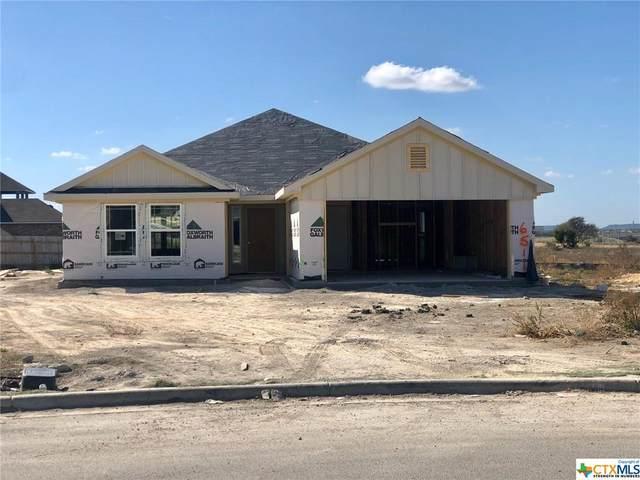 6511 Cassidy Lane, Killeen, TX 76542 (MLS #426875) :: Brautigan Realty