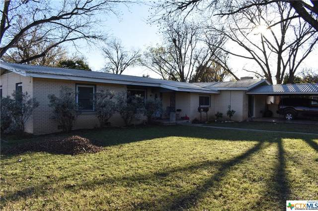 402 W 5th Street, Lampasas, TX 76550 (MLS #426941) :: The Zaplac Group