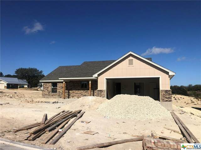 1307 Sandstone Cove, Lampasas, TX 76550 (MLS #426964) :: The Zaplac Group