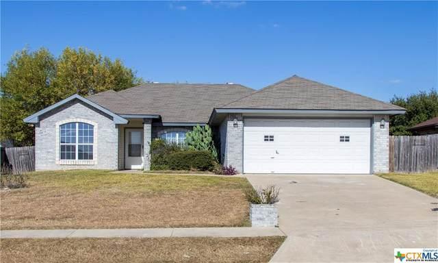 503 Osman Drive, Killeen, TX 76542 (MLS #426968) :: The Zaplac Group