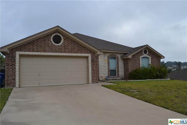 2406 Peace Pipe Circle, Copperas Cove, TX 76522 (MLS #426976) :: RE/MAX Family