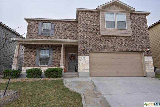 212 W Orion Drive, Killeen, TX 76542 (MLS #426980) :: RE/MAX Family