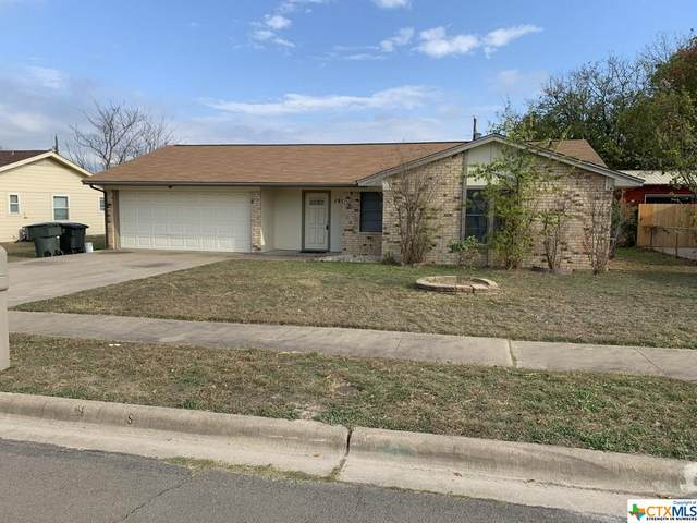 1906 Nimitz Drive, Killeen, TX 76543 (MLS #426990) :: RE/MAX Family