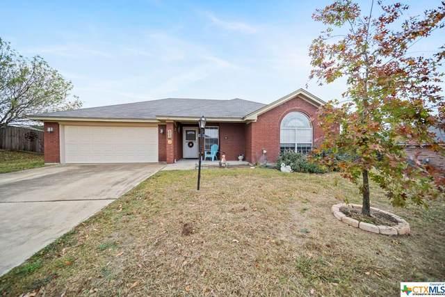 4903 Morning Star Lane, Killeen, TX 76542 (MLS #427023) :: Brautigan Realty