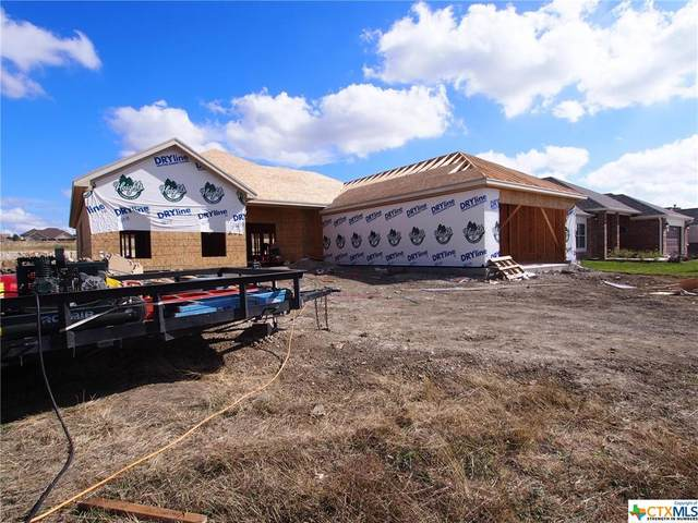 205 Terry Meadow Lane, Jarrell, TX 76537 (MLS #427035) :: RE/MAX Family