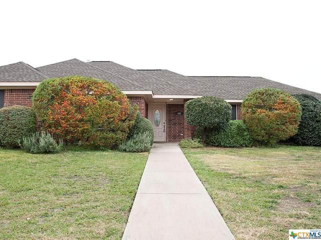 602 Paintbrush Drive, Harker Heights, TX 76548 (MLS #427043) :: Brautigan Realty