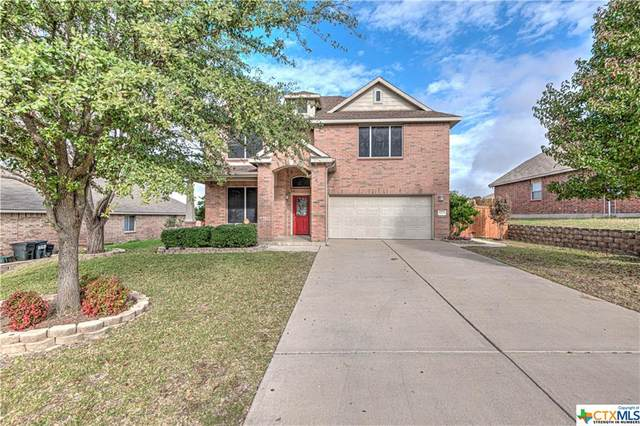 605 Cattail Circle, Harker Heights, TX 76548 (#427051) :: First Texas Brokerage Company