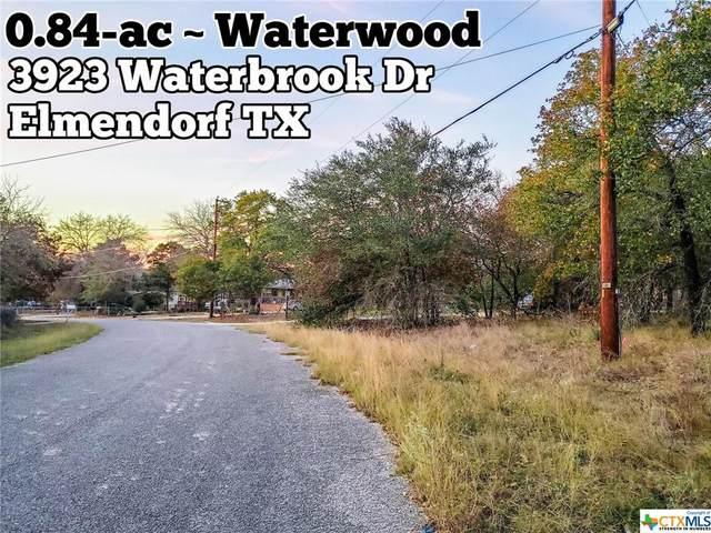 3923 Waterbrook Drive, Elmendorf, TX 78112 (MLS #427060) :: RE/MAX Family