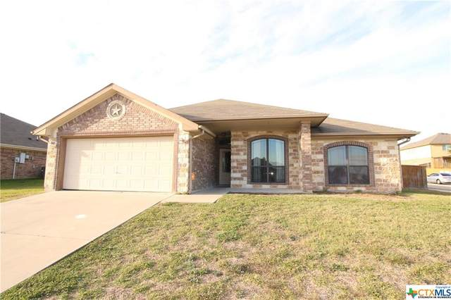 213 Rowdy Drive, Killeen, TX 76542 (MLS #427082) :: RE/MAX Family