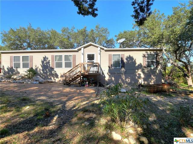148 S Scenic Loop, Canyon Lake, TX 78133 (#427090) :: Realty Executives - Town & Country