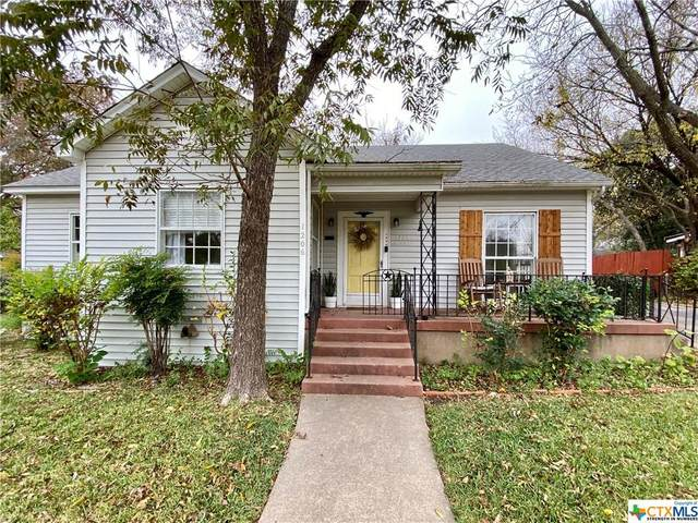 1206 N 4th Street, Temple, TX 76501 (MLS #427102) :: The Zaplac Group