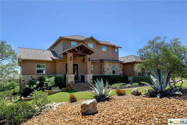 5821 Copper Valley, New Braunfels, TX 78132 (MLS #427113) :: RE/MAX Family