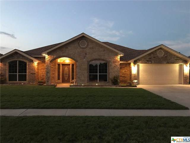 1509 Excel Drive, Killeen, TX 76542 (MLS #427136) :: RE/MAX Family