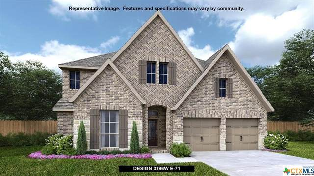 445 Tobacco Pass, New Braunfels, TX 78132 (MLS #427170) :: The Real Estate Home Team