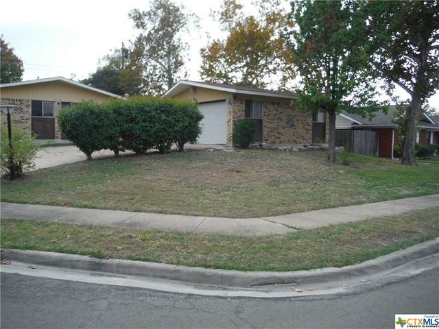 1804 Crestridge Drive, Killeen, TX 76549 (MLS #427179) :: RE/MAX Family