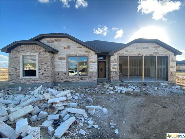 3309 Digby Drive, Belton, TX 76513 (MLS #427205) :: Brautigan Realty