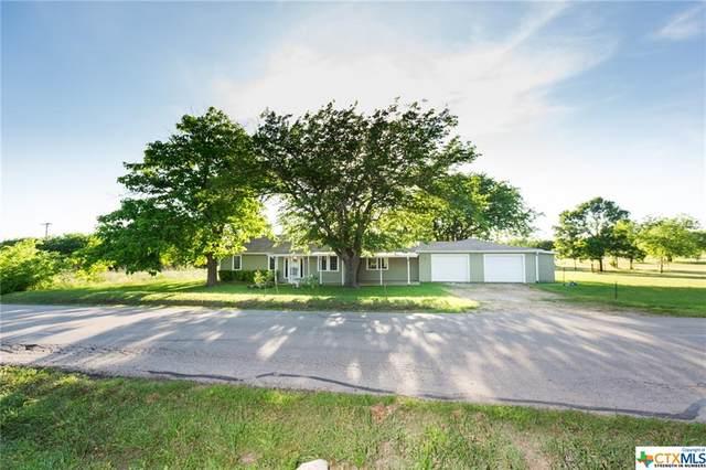 10 N Pea Ridge Road, Temple, TX 76502 (MLS #427239) :: RE/MAX Family