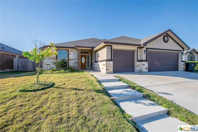6805 Catherine Drive, Killeen, TX 76542 (MLS #427245) :: RE/MAX Family