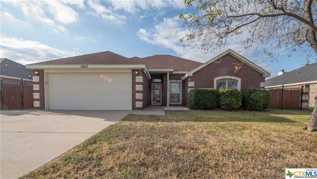 2503 Merle Drive, Copperas Cove, TX 76522 (MLS #427276) :: The Barrientos Group