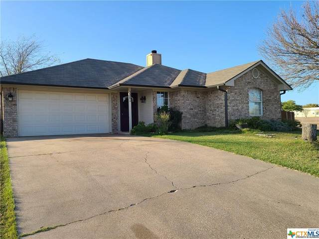 3801 Tallwood Drive, Killeen, TX 76549 (MLS #427302) :: RE/MAX Family