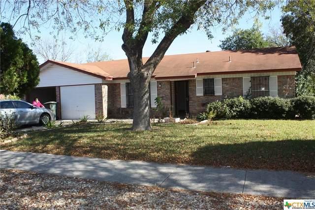 1806 Sycamore Drive, Killeen, TX 76543 (MLS #427312) :: Brautigan Realty