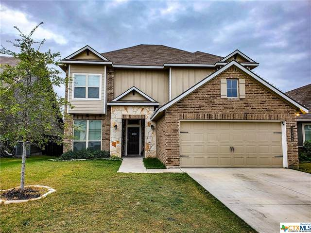 1305 Amber Dawn Drive, Temple, TX 76502 (MLS #427330) :: The Myles Group