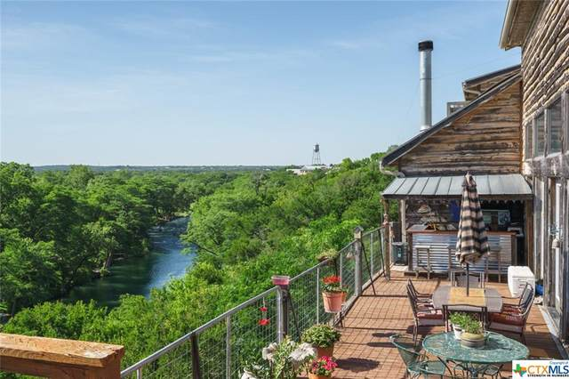1111 Gruene Road, New Braunfels, TX 78130 (#427414) :: Realty Executives - Town & Country