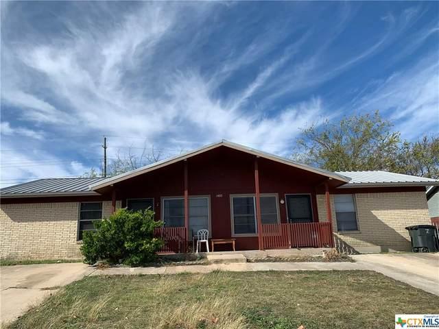 1403 Janis Drive, Killeen, TX 76549 (MLS #427416) :: Brautigan Realty