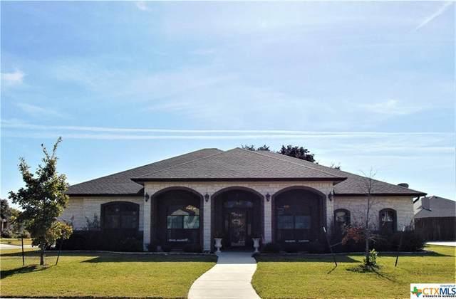 1204 Old Oak Road, Harker Heights, TX 76548 (MLS #427428) :: The Barrientos Group