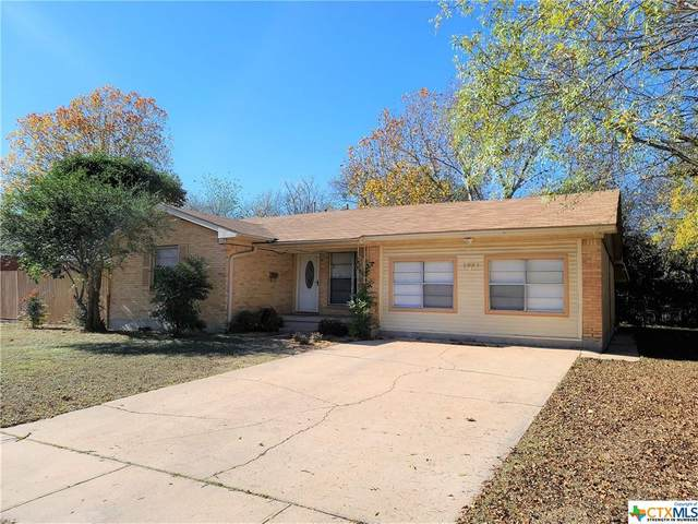 1001 Goode Drive, Killeen, TX 76543 (MLS #427431) :: RE/MAX Family