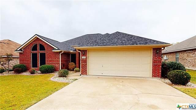 1904 Herald Drive, Harker Heights, TX 76548 (MLS #427441) :: Brautigan Realty
