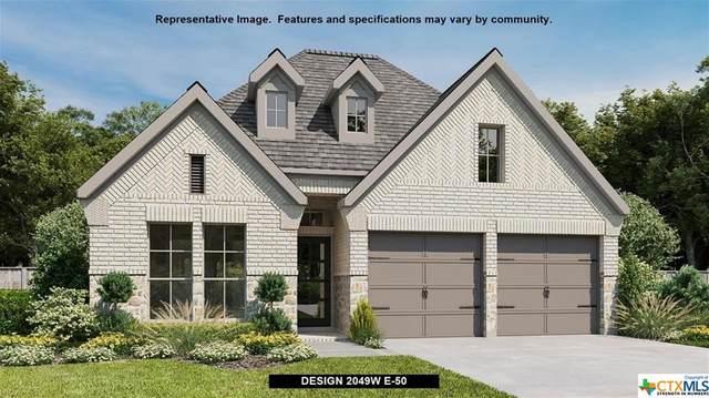660 Blue Oak Boulevard, San Marcos, TX 78666 (MLS #427442) :: The Myles Group