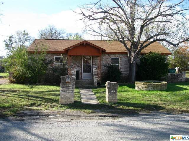 268 E Brooks Drive, Evant, TX 76525 (MLS #427460) :: The Zaplac Group