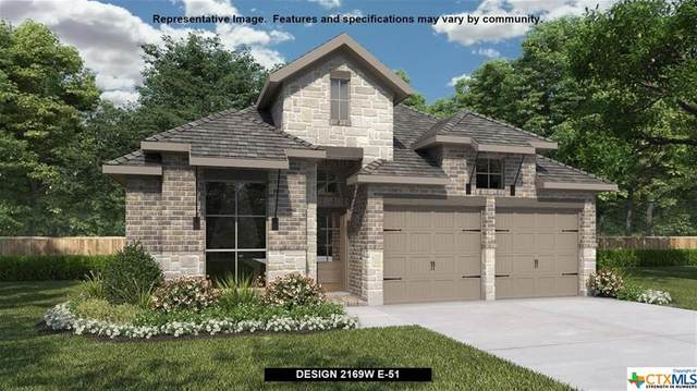 611 Arroyo Sierra, New Braunfels, TX 78130 (#427474) :: First Texas Brokerage Company
