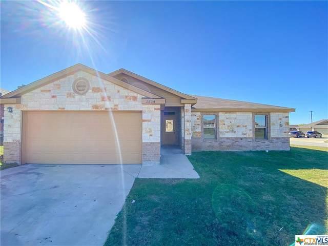 2804 Hector Drive, Killeen, TX 76549 (MLS #427499) :: Brautigan Realty