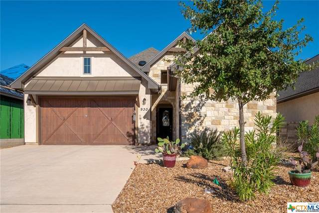 930 Gruene Place Drive, New Braunfels, TX 78130 (#427504) :: First Texas Brokerage Company