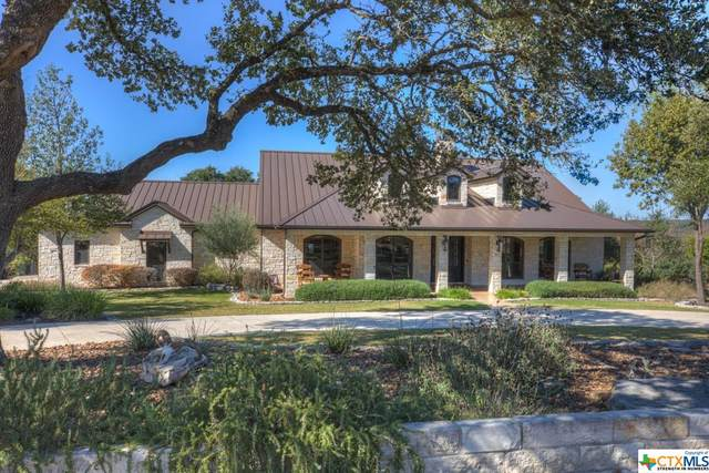 2165 Appellation, New Braunfels, TX 78132 (#427512) :: First Texas Brokerage Company