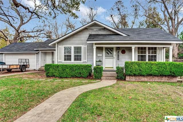 705 N Milam Avenue, Cameron, TX 76520 (#427527) :: First Texas Brokerage Company