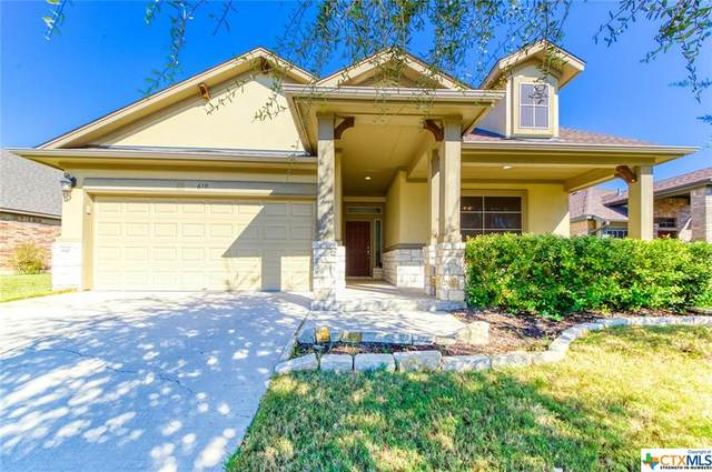 610 Easton Drive, San Marcos, TX 78666 (MLS #427551) :: The Real Estate Home Team