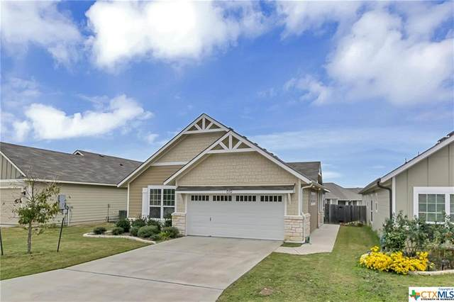 619 Green Mesa Drive, Temple, TX 76502 (MLS #427558) :: The Barrientos Group