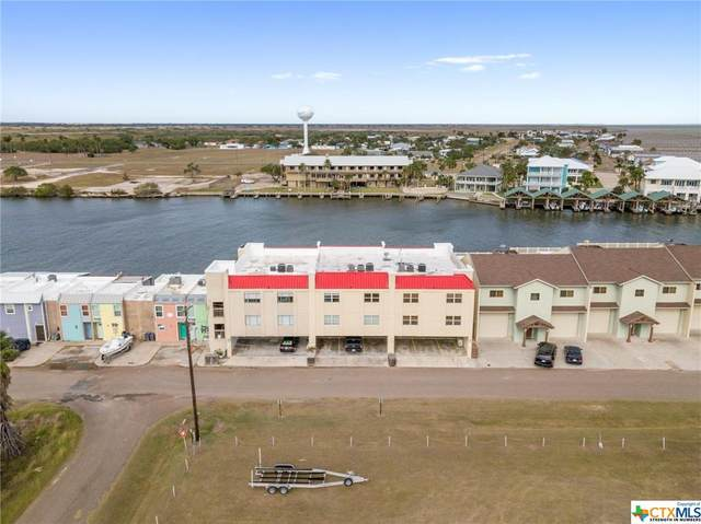 211 B S Harbor Drive 102-103, Port Mansfield, TX 78598 (MLS #427579) :: Kopecky Group at RE/MAX Land & Homes