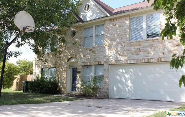 103 Turtle Creek Drive, Killeen, TX 76542 (MLS #427596) :: The Barrientos Group