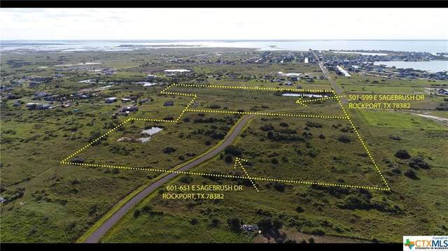 601-651 E Sagebrush Drive, Rockport, TX 78382 (#427627) :: Azuri Group | All City Real Estate