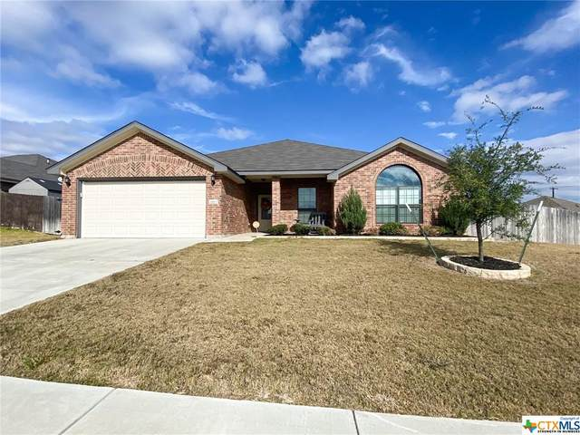 3503 Rudolph Drive, Killeen, TX 76549 (MLS #427637) :: The Real Estate Home Team