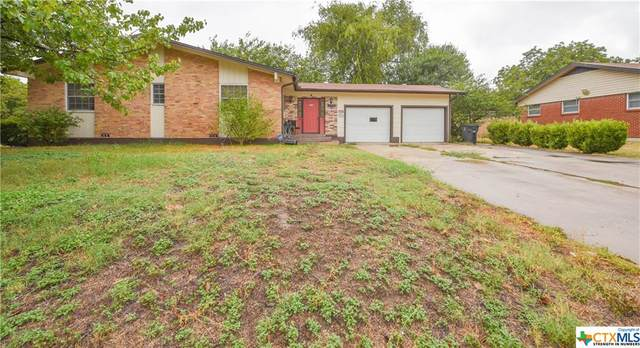 1133 Meadow Drive, Killeen, TX 76549 (MLS #427660) :: The Barrientos Group